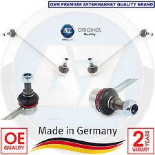 para Audi Seat Skoda VW delantero Izquierdo Derecho Barra Estabilizadora Set