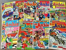 9 LIFE WITH ARCHIE Comics Bronze Age Riverdale  Betty Veronica JUGHEAD Lot D41