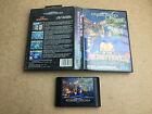 King of the Monsters - SEGA Mega Drive (COMPROBADO/FUNCIONAL) PAL REINO UNIDO