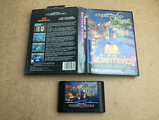 King of the Monsters - SEGA Mega Drive (COMPROBADO/FUNCIONAL) PAL REINO UNIDO