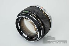 Olympus OM-System G.Zuiko Auto-S 50mm f/1.4 f1.4 Manual Focus Lens, for OM1 OM2