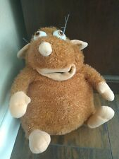 Disney Store Ratatouille Feed Me Emile Plush Puppet pixar toy rat mouse no food