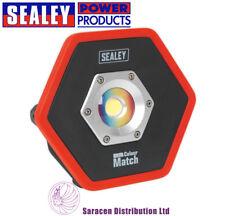 SEALEY LED067 FLOODLIGHT 50W COB LED 230V COLOUR MATCHING CRI-95