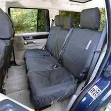 for Land Rover LR3 - Custom-fit Rear Seat Covers - 2004 to 2009 (157)