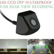 Car Rear View Reversing Backup HD IR CCD Camera 170° Night Vision Waterproof UK