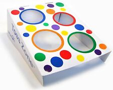 Fun Carnival Style Wonder Toss Zone Game for Kids for Use w/ Playballs/Bean Bags