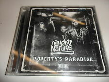 CD  Naughty By Nature - Poverty'S Paradise