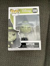 Brand New Funko Pop! Movies: The Nightmare Before Christmas Witch Vinyl Figure