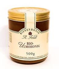 Bio Ulmo Honig 100%  Chile Dufthonig Anden cremig marzipanig 500g  ! DE-ÖKO-006