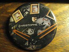 Christophe Claret Blackjack Wrist Watch Advertisement Pocket Lipstick Mirror