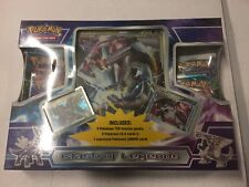 Pokemon Clash Of Legends Dialga & Palkia Box Gift Set For Card Game TCG CCG