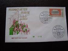 ALLEMAGNE (rfa) - enveloppe 1er jour 13/8/1985 (B8) germany