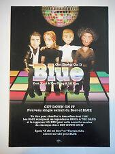 ▓ PLAN MEDIA ▓  BLUE : GET DOWN ON IT ( feat. KOOL & THE GANG & LIL KIM )
