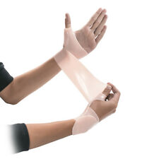 Silicone Thumb Wrist Support Glove Tenosynovitis Arthritis Brace Wrap Sleeve