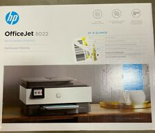 HP OfficeJet 8022 Wireless All-in-One Inkjet Printer, Scan, Copy and Fax 3UC65A