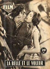 revue cine amor FILM N°41 machiko kyo  rentaro mikuni  eva berg