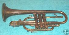 1948 FE OLDS AMBASSADOR Cornet Los Angeles Brass Nickle finish LA Just Serviced