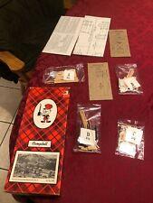 Campbell HO 426 Kiowa Trackside Details Wood Craftsman Kit