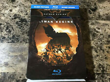 Batman Begins Blu Ray Limited Edition Gift Set!