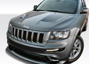 11-15 Jeep Grand Cherokee SRT Look Duraflex Body Kit- Hood!!! 109326