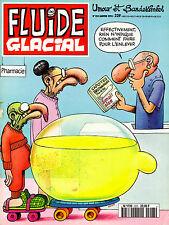 Fluide Glacial N°223 - Eds. Audie - Janvier 1995