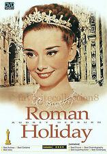 Roman Holiday (1953) - Audrey Hepburn ,Gregory Peck - DVD NEW