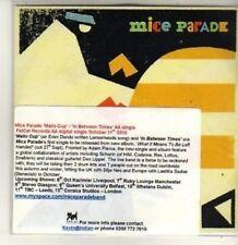 (BT990) Mice Parade, Mallo Cup - DJ CD