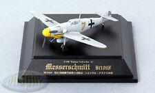 第51戦闘航空団第3中隊長 ハインリヒ・クラフト中尉WWII 1/100 doyusha collection #83 messerschmitt Bf109F