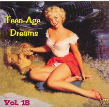 V.A. - TEEN-AGE DREAMS Vol.18 Popcorn & Teenage CD