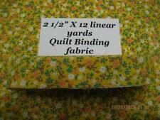 "Quilt Binding Fabric 2 1/2""  X  12 Linear yards #FB3"