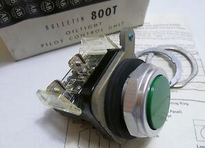 ALLEN BRADLEY 800T-A1P-N 800TA1P-N  PILOT CONTROL BUTTON SWITCH 800T