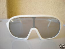 NEW VINTAGE CARRERA SKI GOGGLES WHITE SMALL SIZE 5539