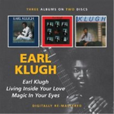 Earl Klugh/Living Inside Your Love/Magic in Your Eyes CD NEW