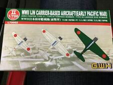 1/700 Lion Roar WWII IJN Carrier Based Aircraft (Early Pacific War)