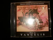 THE BOUNTY 2CD - OST CD - VANGELIS - RARE SOUNDTRACK OWM - OOP