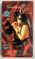 The Story Of O The Series Volume I VHS Claudia Cepede Paul Reis VHSshopCom