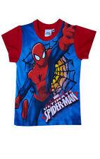 T-shirts, débardeurs et chemises rouge à manches courtes à 3 ans pour garçon de 2 à 16 ans
