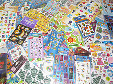 Gros Lot Revendeur Destockage Marché Kermesse X50 Planche Stickers Déco Enfant
