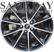 """New OEM Ford 2015-2017 Mustang 19"""" Polished / Black Alloy Wheel Rim 10032"""