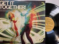 Sessions Presents Get It Together! LP 1973 Sessions – DPL2-0045 VG+/NM