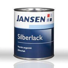 Jansen Silberlack 2,5l RAL9007 Silberpatina Silberfarbe Silber-Metallfarbe