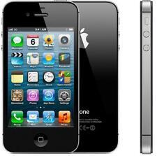 Apple iPhone 4S 64GB BLACK - NEU & OHNE VERTRAG - Versiegelte OVP