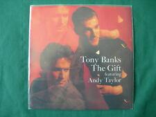 "TONY BANKS & ANDY TAYLOR""THE GIFT""(GENESIS)RARE 7"" UK FIRST PRESS 1991  NM"
