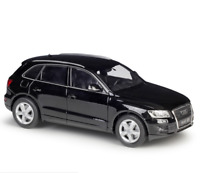 Welly 1:24 Audi Q5 Black Diecast Model Car New in Box
