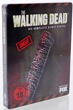 The Walking Dead - Blu Ray Steelbook Staffel 7 Uncut - Neu + OVP