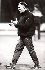Original Press Photo Holland Netherlands Rinus Michels (Manager) 1988
