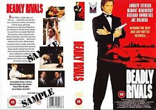Deadly Rivals, Andrew Stevens Video Promo Sample Sleeve/Cover #14696