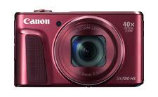Canon PowerShot Sx720 HS Digital Camera - Red