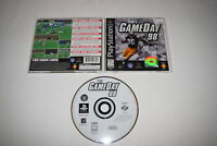 NFL GameDay 98 Playstation PS1 Video Game Complete