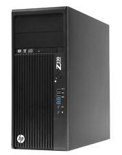 HP Z230 Workstation Xeon E3-1240Lv3 RAM 16GB SSD 256GB NVIDIA Quadro 600 Win10